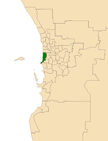 State primary dates in Perth