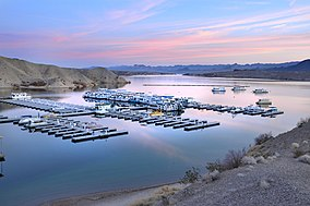 Cottonwood Cove on Lake Mohave at Lake Mead NRA.jpg