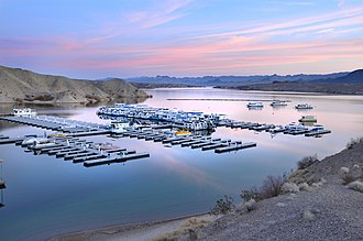 Cottonwood Cove, Nevada - Cottonwood Cove on Lake Mohave