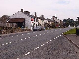 Cowan Bridge Human settlement in England