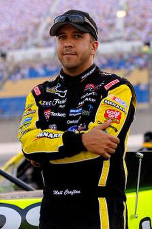 Matt Crafton - Crafton at Kentucky Speedway in 2011