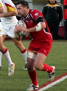 Craig Huby English rugby league footballer