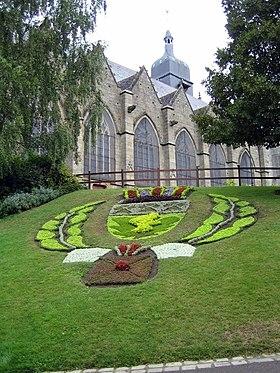 Jardin public de Fougères — Wikipédia