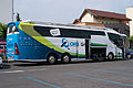 Critérium du Dauphiné 2014 - Etape 7 - Bus Orica.jpg