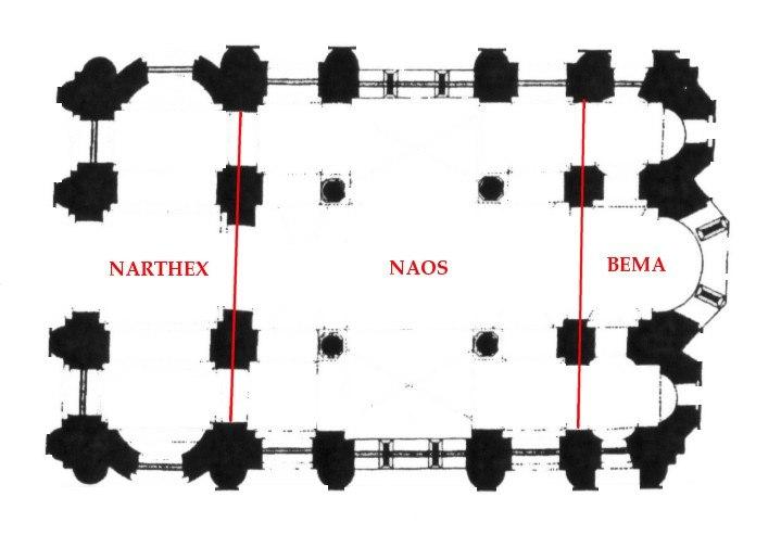 Cross-in-square
