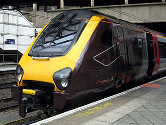 Rail transport in Cardiff - CrossCountry