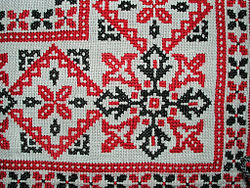 meaning of embroidery