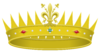 Crown of Medici Grand Dukes of Tuscany