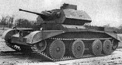 Cruiser Tank Mark IV (A13 Mark II)