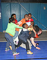 Crusader soldiers continue Boys and Girls Club partnership 140227-A-BZ612-005.jpg