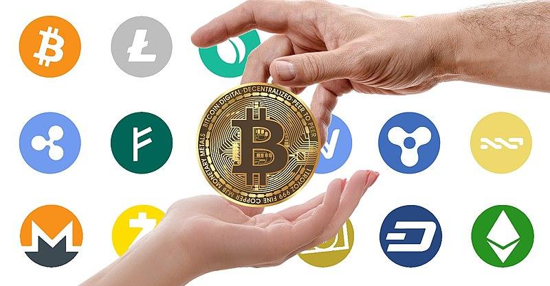 File:Cryptocurrency logos.jpg