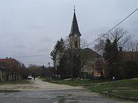 Csór Református templom Magyar utca 20130321.jpg