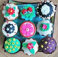 Cupcake Wikipedia