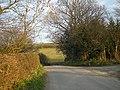Cwm Head comms mast from Hamperley Lane - geograph.org.uk - 1232309.jpg