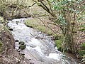 Cwm Pwll-y-wrach looking upstream - geograph.org.uk - 318162.jpg