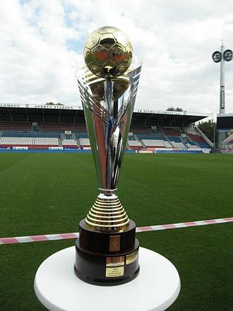 Czech Supercup - Czech Supercup in Andrův stadion.