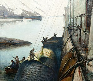 Carl Dørnberger - Whalers Bay, Deception Island