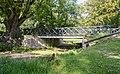 Dülmen, Wildpark, Brücke am Herzteich -- 2011 -- 1927.jpg