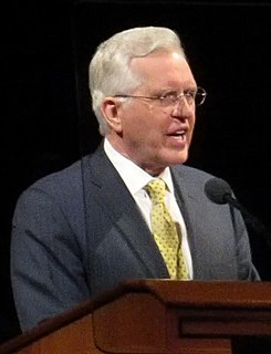 D. Todd Christofferson Apostle of The Church of Jesus Christ of Latter Day Saints
