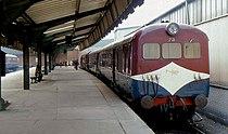 DE railcars, Belfast - geograph.org.uk - 1722998.jpg