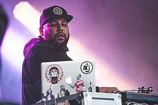 DJ Shub musician, DJ and producer