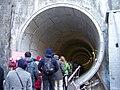 DOD Červený vrch, jižní tunel k Veleslavínu.jpg