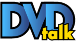DVD Talk - Image: DVD Talk website logo