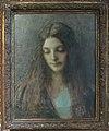 Dagnan-Bouveret - Portrait de femme - cadre.jpg