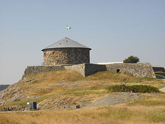 Joachim von Rohr - He was commander of the Dalarö fortress
