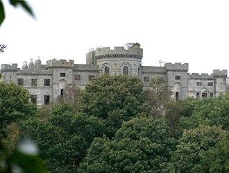 Dalquharran Castle - Image: Dalquharran Castle geograph.org.uk 57217
