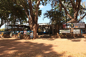 Daly River, Northern Territory - Daly River Roadside Inn