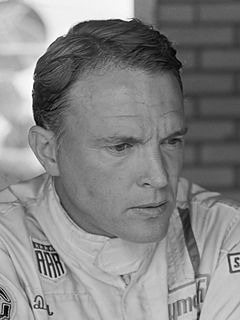 Dan Gurney American racing driver, constructor and team owner