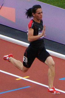 Dana Hussain Iraqi sprinter