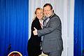 Danmarks och Islands utrikesministrar Lene Espersen och ossur Skarphedinsson traffas pa Nordiska Radets session i Reykjavik pa Island 2010-11-03. Foto- Magnus Froder.jpg