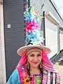 Danseres uit Bolivia in Spijkenisse.jpg