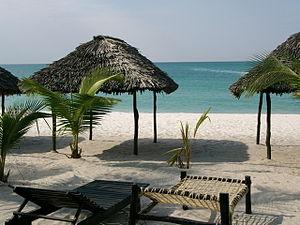 Kigamboni - Image: Dar Es Salaam Kigamboni Beach