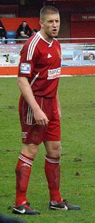 Darran Kempson English footballer