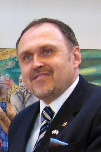 2011 Yukon general election - Image: Darrell Pasloski
