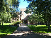 Darwin College - UKC