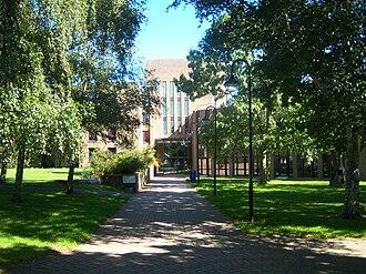 Darwin College, Kent - Image: Darwin College UKC