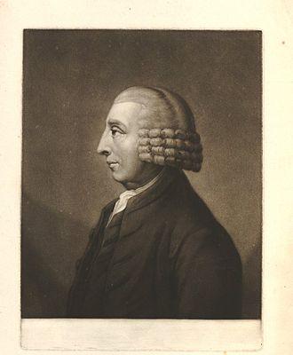 David Barclay of Youngsbury - David Barclay, engraving by Richard Earlom.