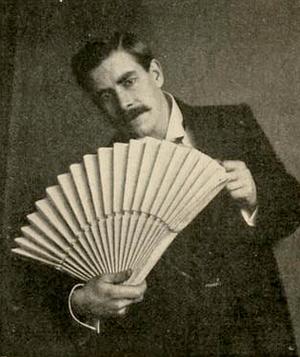 David Devant - Image: David Devant magician
