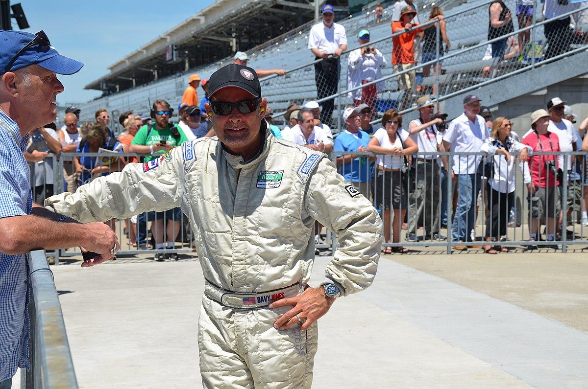 Davy Jones Racing Driver Wikipedia
