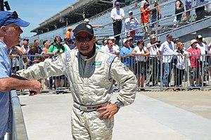Davy Jones (racing driver) - Jones in 2016