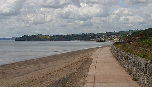 Dawlish Warren MMB 06 South Devon Main Line