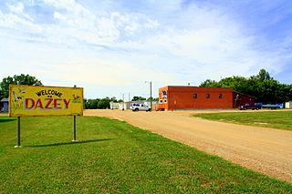 Dazey, North Dakota City in North Dakota, United States