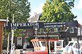 De IMPERATOR voor de wal bij Vreeswijk Vol Vaart 2016 (01).JPG