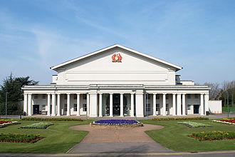 De Montfort Hall - De Montfort Hall, Leicester