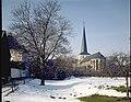 De St.Annakerk, algemeen zicht in de sneeuw vanaf Z.O. - 354379 - onroerenderfgoed.jpg