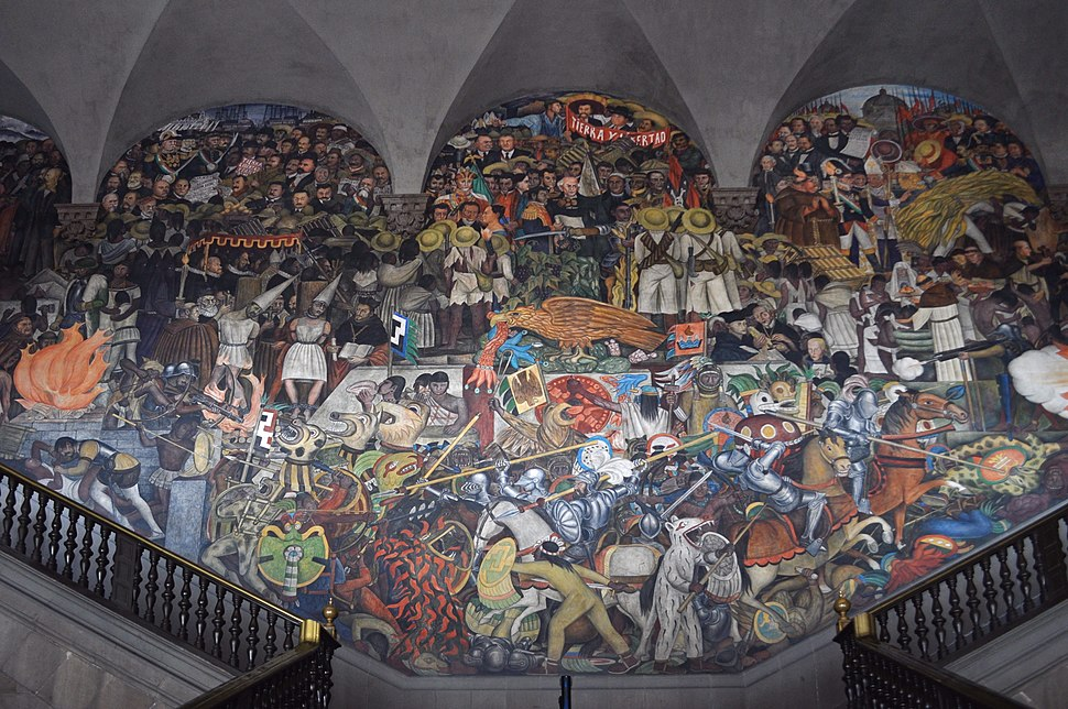 De la Conquista a 1930 (2011)